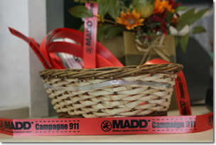 MADD Canada's Red Ribbons