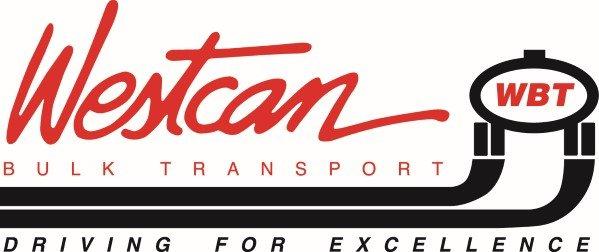 Westcan Bulk Driving for Excellence Logo